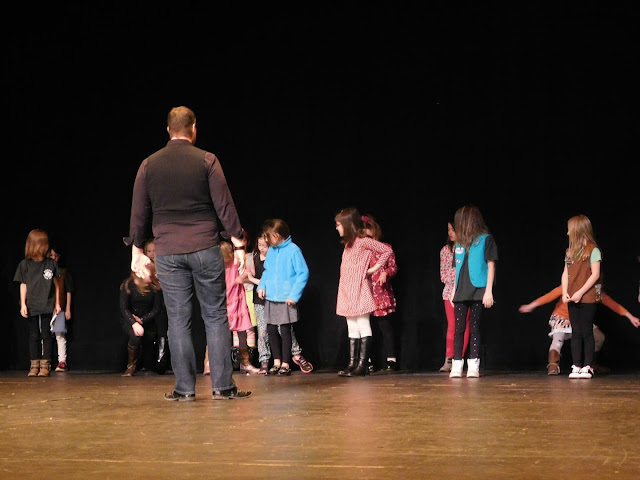 Girl Scouts at Playhouse Square | ballroom dancing #gsneo