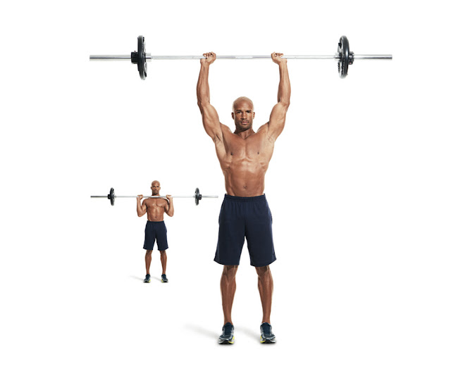 balance upper body workouts