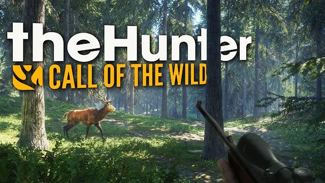 تحميل لعبة صيد الحيوانات  the hunter call of the wildللكمبيوتر