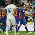 Con un gol agónico e histórico de Messi, Barcelona le ganó a Real Madrid en el Santiago Bernabéu