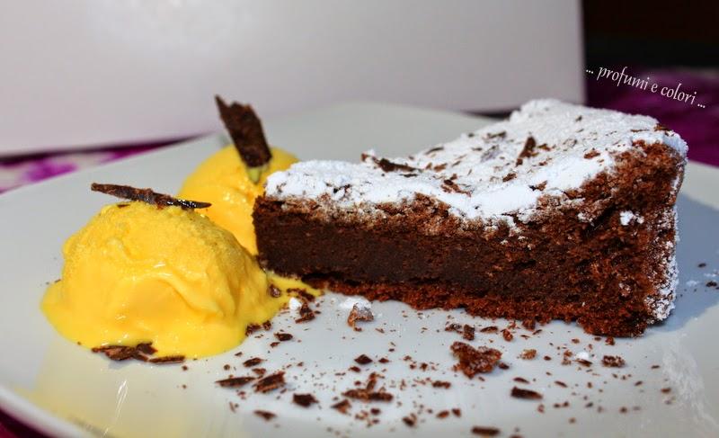 Paleo Mafioso Chocolate Cake