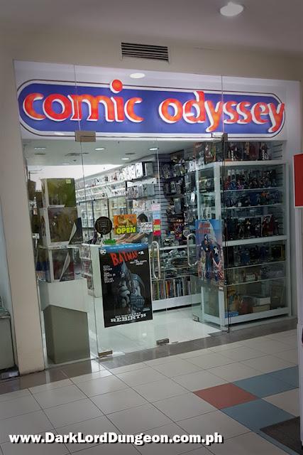 Robinsons Galleria Where to buy toys Manila