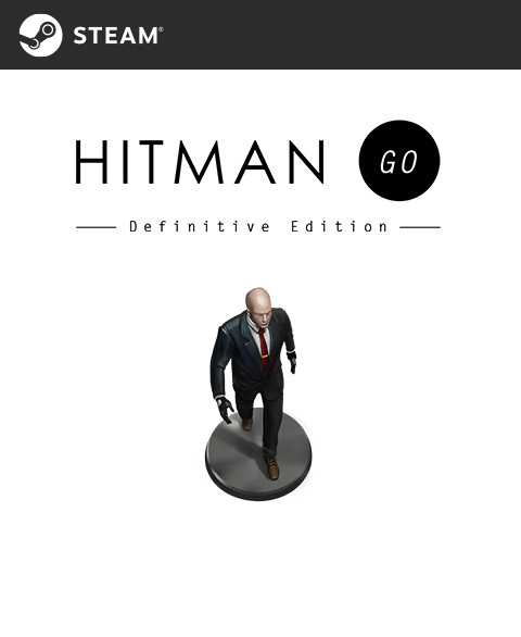 Hitman GO Definitive Edition PC - Hitman GO Definitive Edition PC