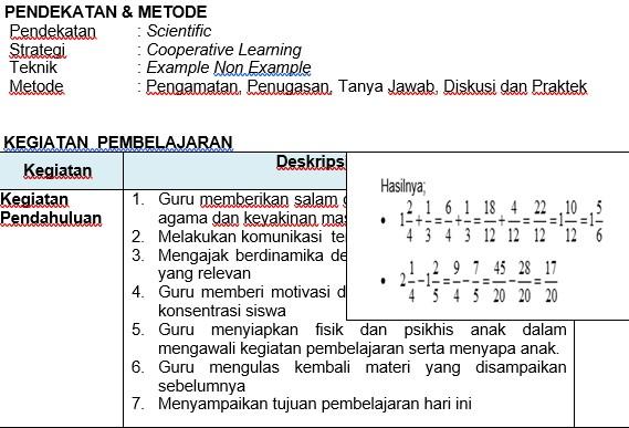 Rpp K13 Kelas 4 Revisi 2017 Pdf