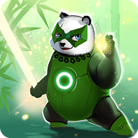 Tải Game Speedy Panda Dragon Warrior Hack Full Tiền Cho Android