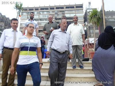 الحسينى محمد, الخوجة, المعلمين, المعلمين فى شم النسيم, شم النسيم, معلمى مصر