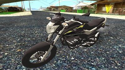 FAZER 2016 EDIT para GTA San Andreas , GTA SA , GTA San