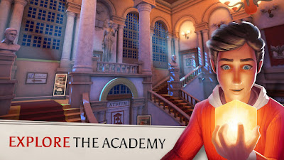 The Academy: The First Riddle APK + OBB For Android