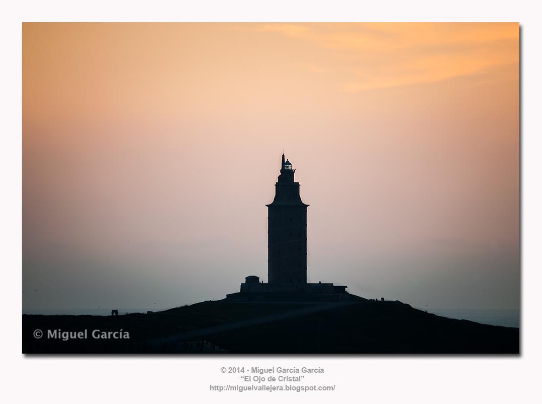 Torre de Hércules, patrimonio de la humanidad.