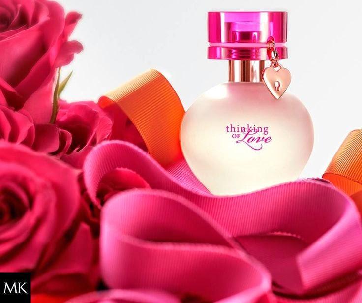 Perfume Thinking of Love - Mary Kay