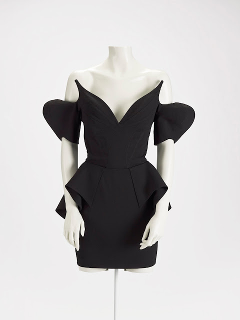 Thierry Mugler, Museum of Modern Art, New York, little black dress