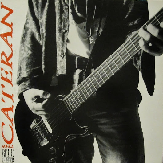 we cause havoc wherever we go..!!: the cateran - bite deeper lp inverness scotland 1988