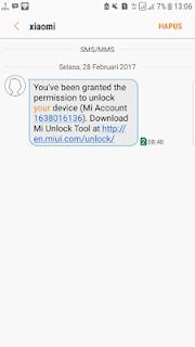 Cara Unlock Bootloader (UBL) Xiaomi Mi 5  Mi 5 S Plus