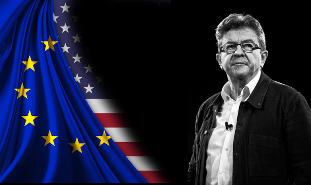 Jean-Luc Mélenchon Krisis Europe Maastricht Alain de Benoist