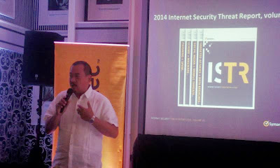 Symantec Philippines Sr. Country Manager Mr. Luichi Robles
