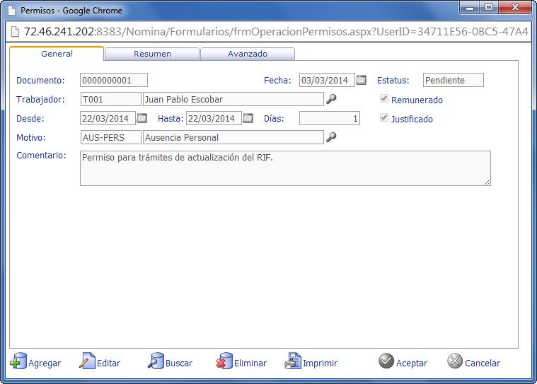 sistema de nomina, nomina web, nomina cloud, software de nomina, nomina en la nube, nomina cloud computing