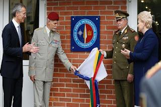 NATO dan Lithuania