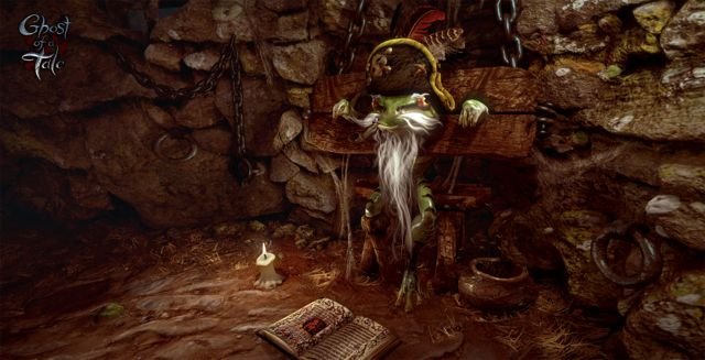 Ghost of a Tale PC Full Español
