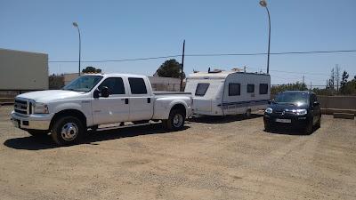 Caravan delivery Spain. Camping Don Cactus - Marjal Costa Blanca