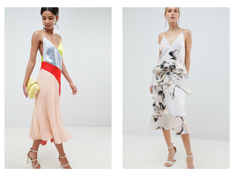 2018 Dress Trends