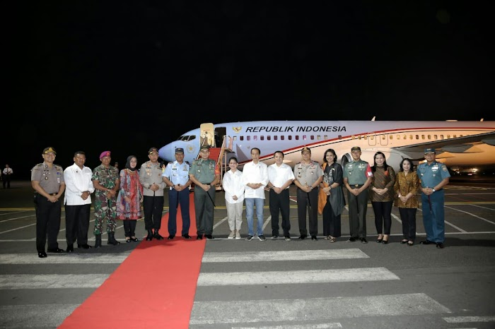 Jokowi Kabulkan Usul Gubernur Ridho Bandara Radin Inten II Jadi Internasional
