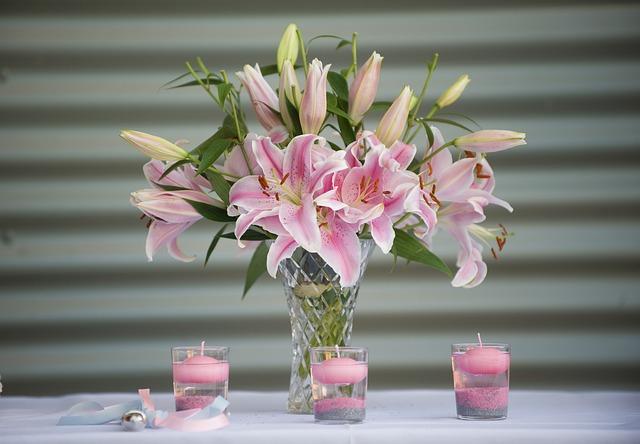 hoa ly vàng đẹp nhất thế giới 5