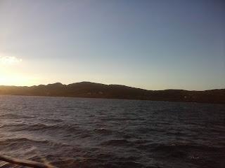 skotsko, ostrov Colonsay