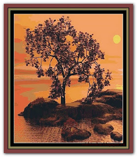 """Last Tree"" Witchykitt Designs"