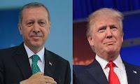 Συνάντηση Τραμπ - Ερντογάν τον Μάιο