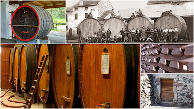 le grandi botti da vino