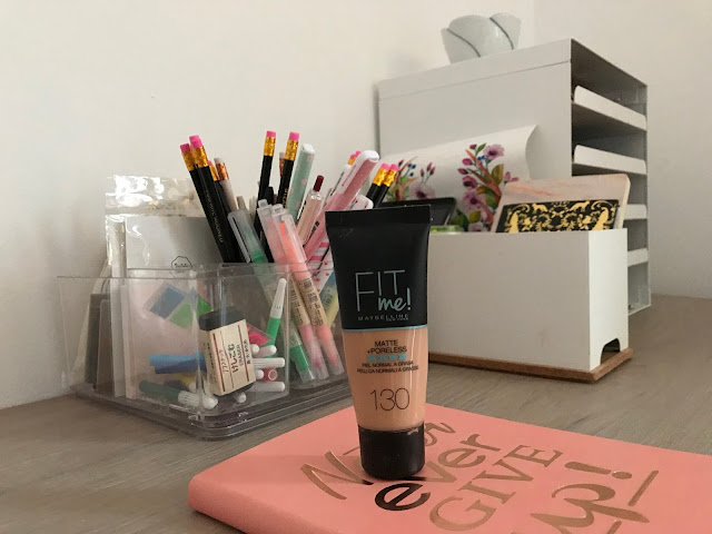 Review: Maybelline Fit Me! Matte+Poreless