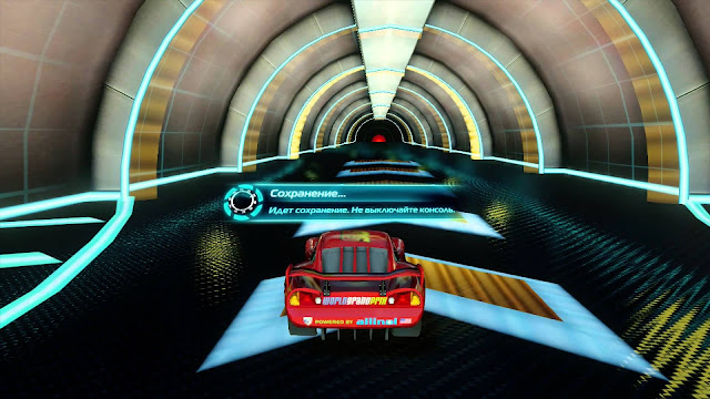 Cars 2: The videogame - Xbox 360 - Multi5 - Captura 5