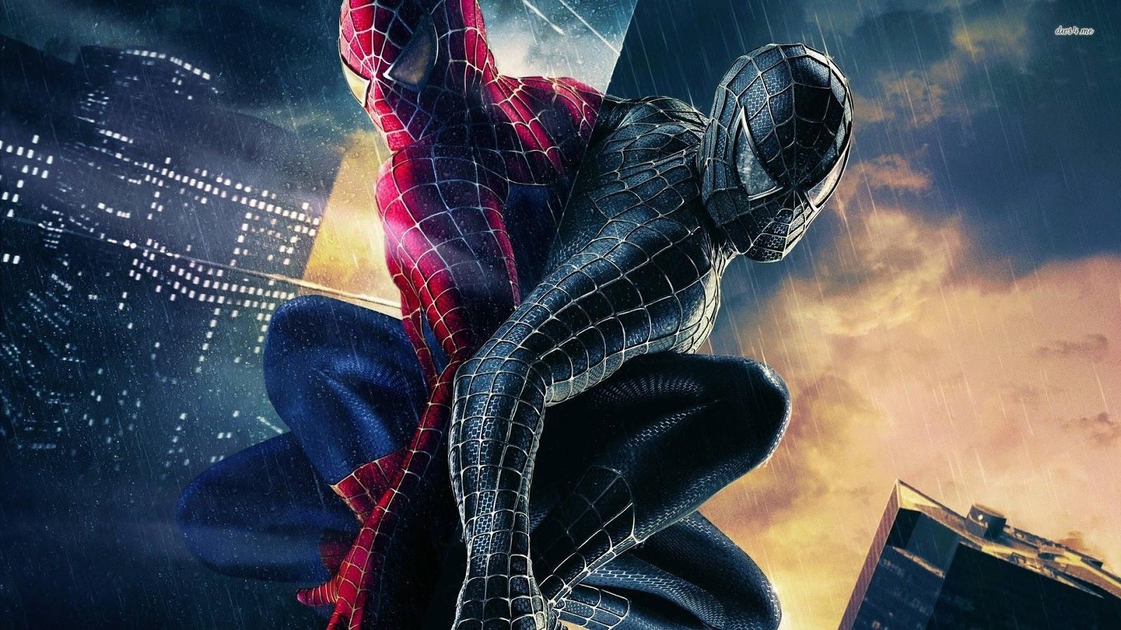 alex's essential movie blog: is spider-man 3 actually good?