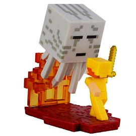 Minecraft UCC Distributing Ghast Fight Other Figure