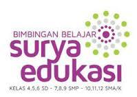 Lowongan Kerja Bimbingan Belajar Surya Edukasi Yogyakarta Terbaru di Bulan November 2016