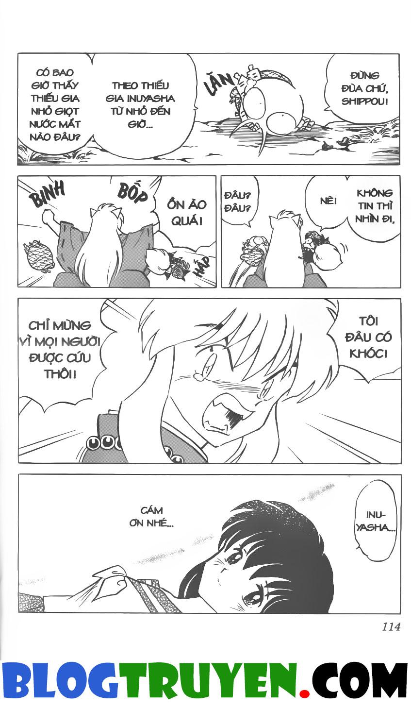Inuyasha vol 25.6 trang 21