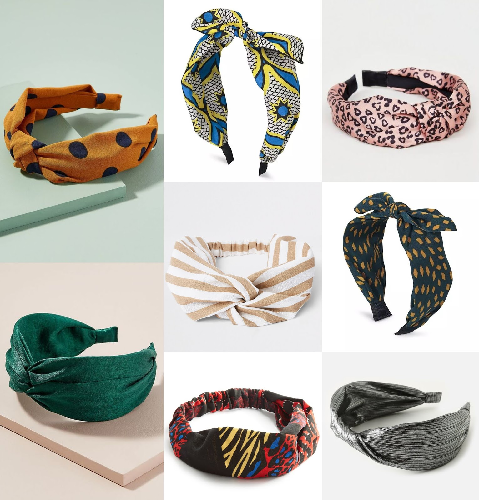 TGF Edit: Highstreet Headbands