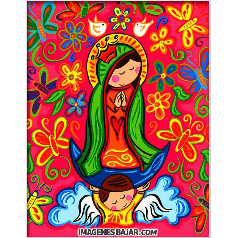 Imágenes De Virgen De Guadalupe Bellas Y Milagrosas Descargar