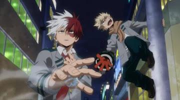 Boku no Hero Academia Season 5 Episode 12