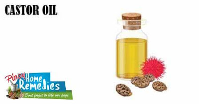 Home Remedies For Hair Loss: Castor Oil