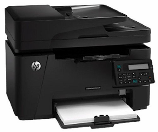 Driver Printer HP LaserJet Pro MFP M127fn Free Download