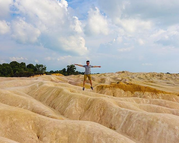 Gurun Pasir Bintan, Destinasi  Wisata Gurun Pasir Ala Indonesia