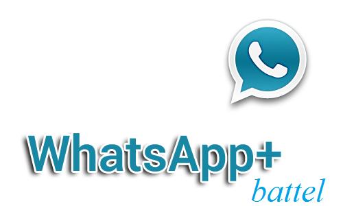 Whatsapp plus battel