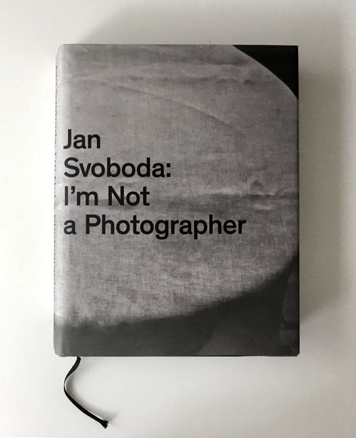 NOT JUST A DOCUMENT: Book Review // Jan Svoboda: I'm not a