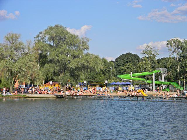 Jezioro Zbąszyńskie, Błędno, Zbąszyń, wypoczynek