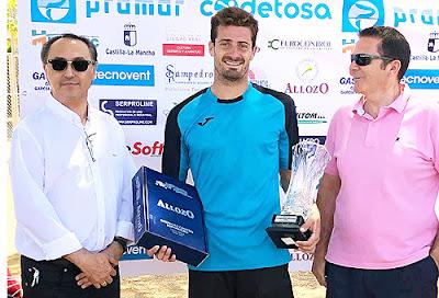 Tenis Aranjuez Tomelloso