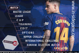 Winning Eleven Update Januari 2018 ISO [1.55 GB] PS2