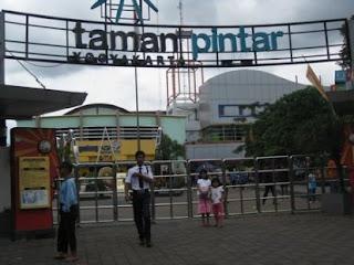 Foto DP bbm wisata taman edukasi Pintar Yogyakarta