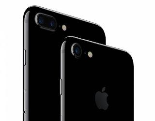Layar iPhone 7 dan iPhone 7 Plus