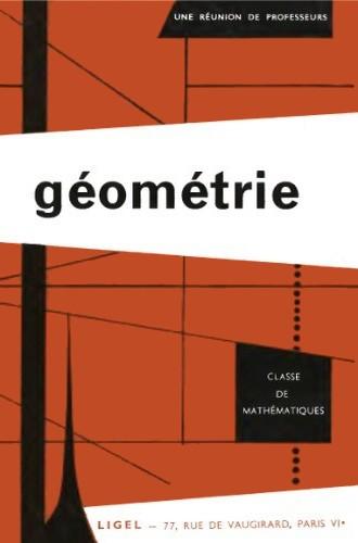 Géométrie. Classe de Mathématiques